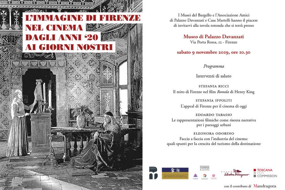 Casa Martelli- Immagine di Firenze nel cinema - locandina