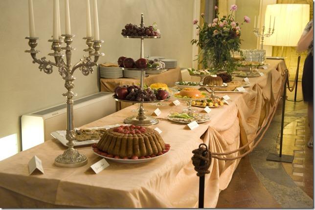 Casa Martelli - cena del club le Fornelle