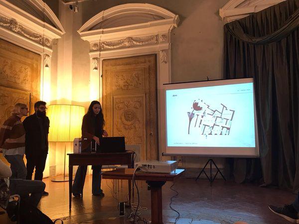 Presentazione IED - Amici Davanzati Martelli