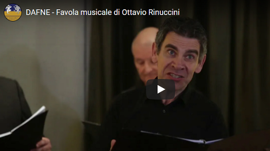 DAFNE – Favola musicale di Ottavio Rinuccini – Ensemble Musica Ricercata